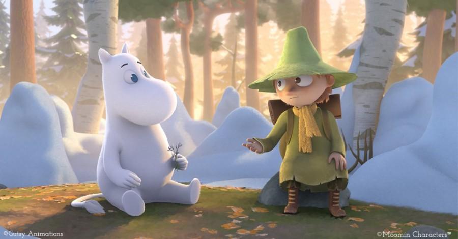 moominvalley soundtrack