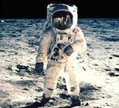 Buzz Aldrin July 1969