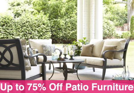 75 off lowe s outdoor furniture clearance