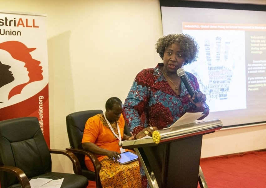 African women rise for gender equality