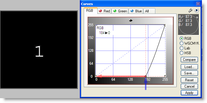 Your basic curve 3
