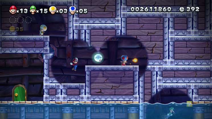 New Super Mario Bros U (image from mario.nintendo.com)