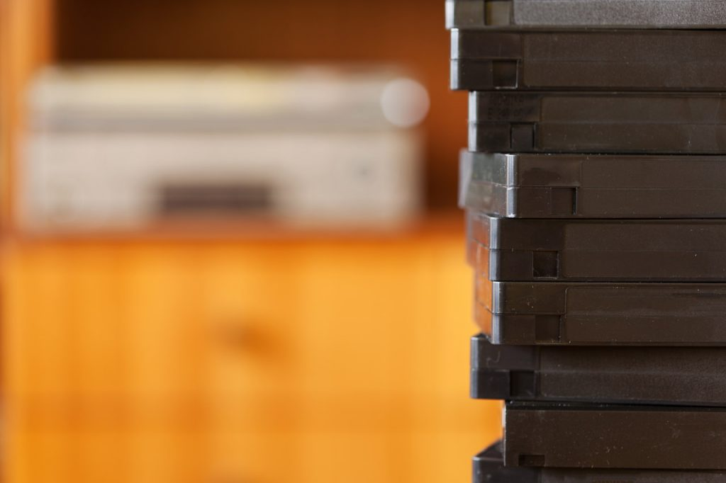 stack-of-video-cassettes