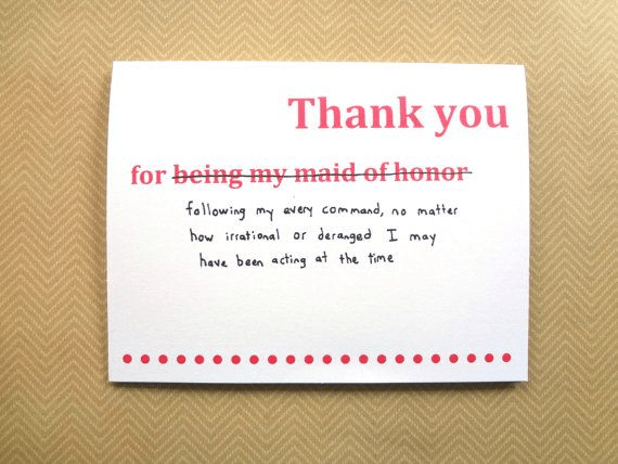 how to write a thank you letter for wedding money