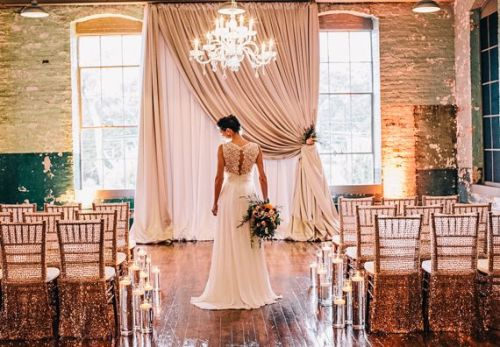 curtain chandelier - weddingfor1000.com