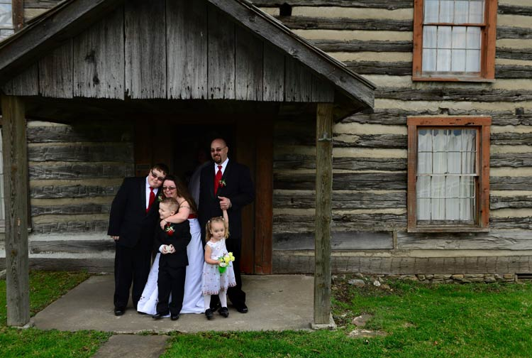 Plan the Perfect Elopement - Gillum House, WV