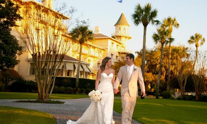 Jekyll Island is a Perfect Elopement destination! weddingfor1000.com
