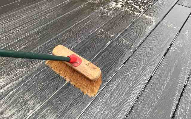 How To Clean Composite Decking The NeoTimber® Way