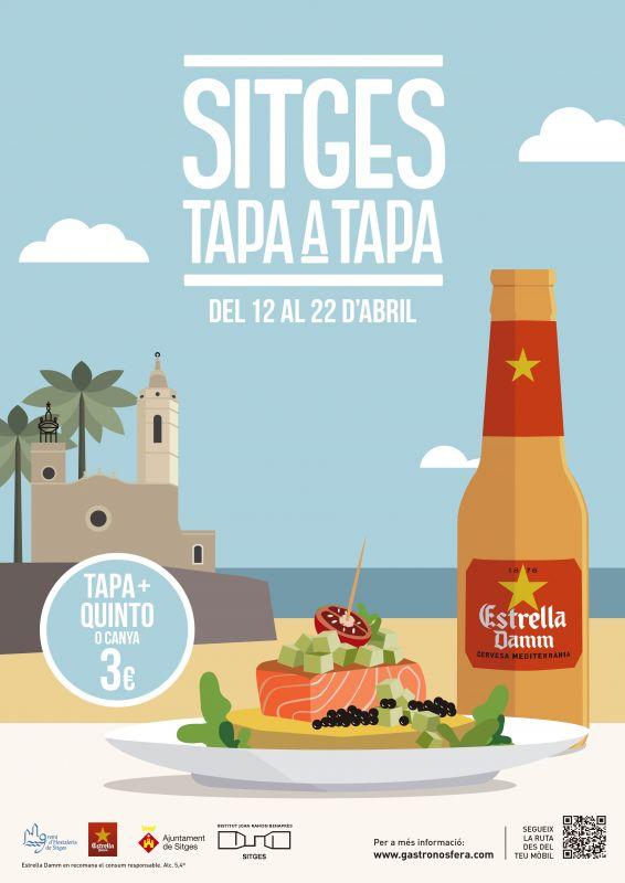 Sitges Tapa a Tapa 2018