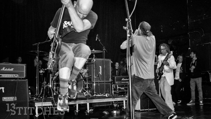 GFP Opens for DK with Purpose – The Observatory 2015
