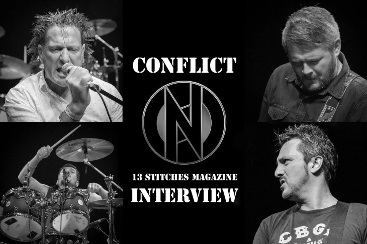 Interview With Colin Jerwood Of Conflict – Observatory 2015