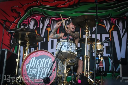 Vans Warped Tour 2015 July 19th, 2015 Holmdel New Jersey