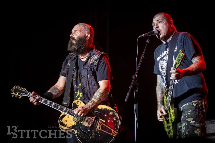 Rancid – It's Not Dead 2 – Final Show on Boston to Berkeley Tour 2017
