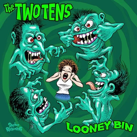 "The Two Tens To Release Their New Halloween Themed Single ""Looney Bin"""