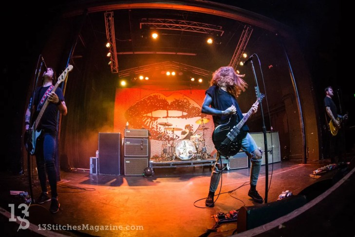 Against Me! – Observatory 2018