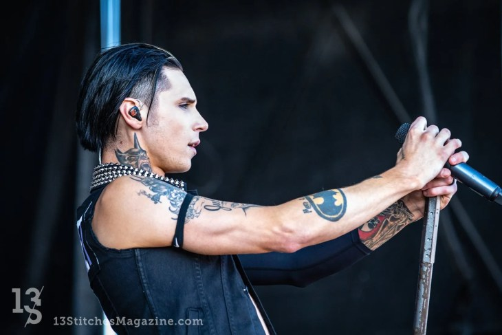 Black Veil Brides – Vans Warped Tour