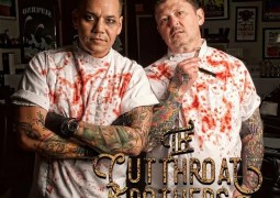 Murderous Garage Punk Debut From The Cutthroat Brothers