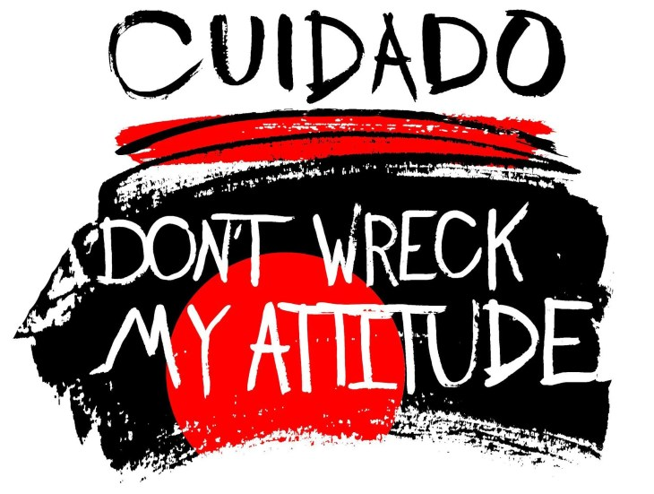 CUIDADO – Debut LP 'Don't Wreck My Attitude'