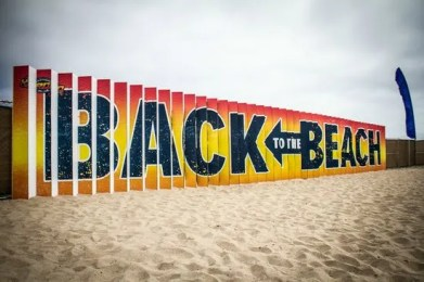 Back to the Beach