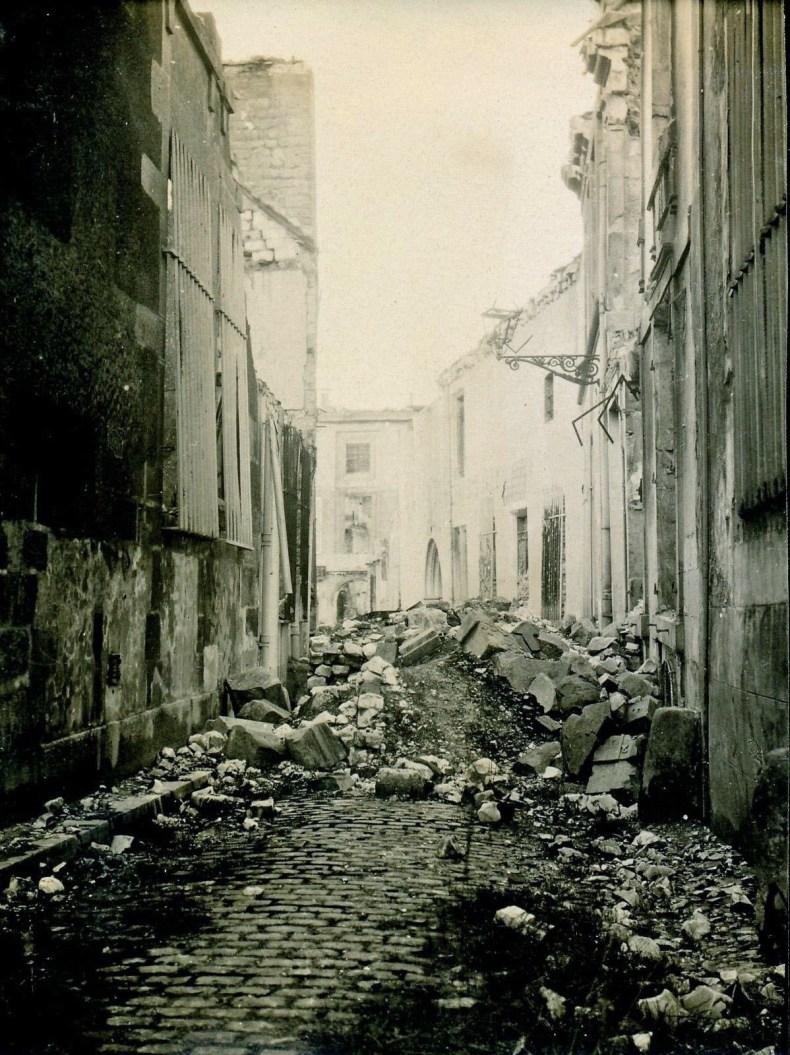 Rue de la Grue