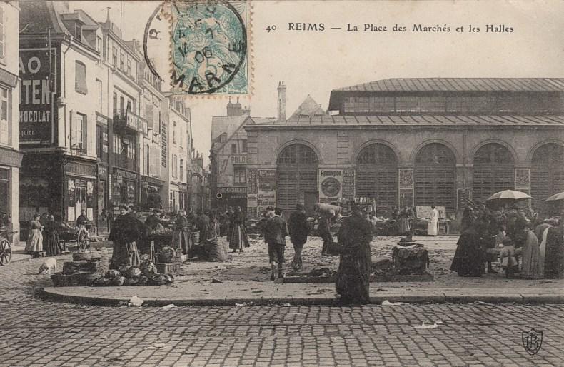 Place des Marchés