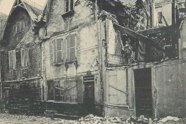 rue de l'Avant-garde