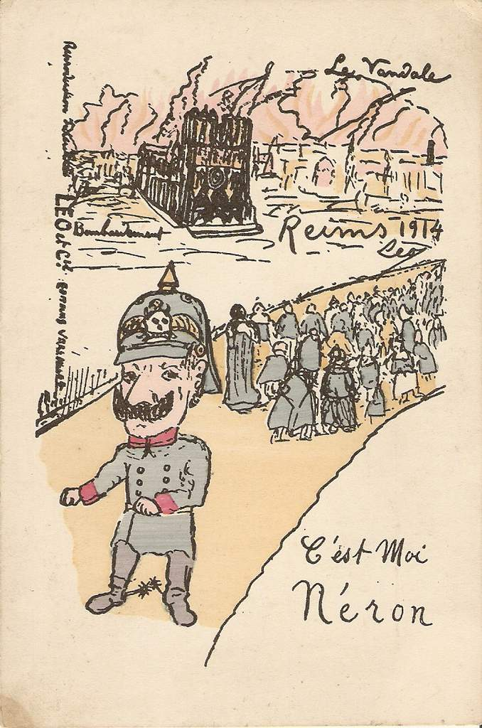 ob_c7cf54_1914-09-reims-dessin-leo-bombardement