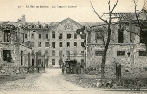 Caserne Colbert