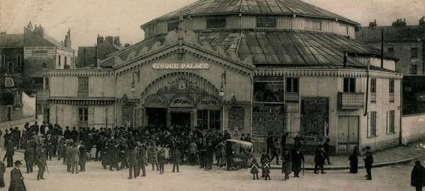 Cirque Palace, Dijon