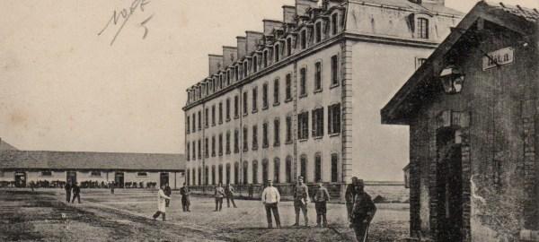Quartier Mars - CPA Pierre Fréville