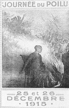 26 Dimanche 26 décembre 1915. Bombardement, même endroit qu'hier.