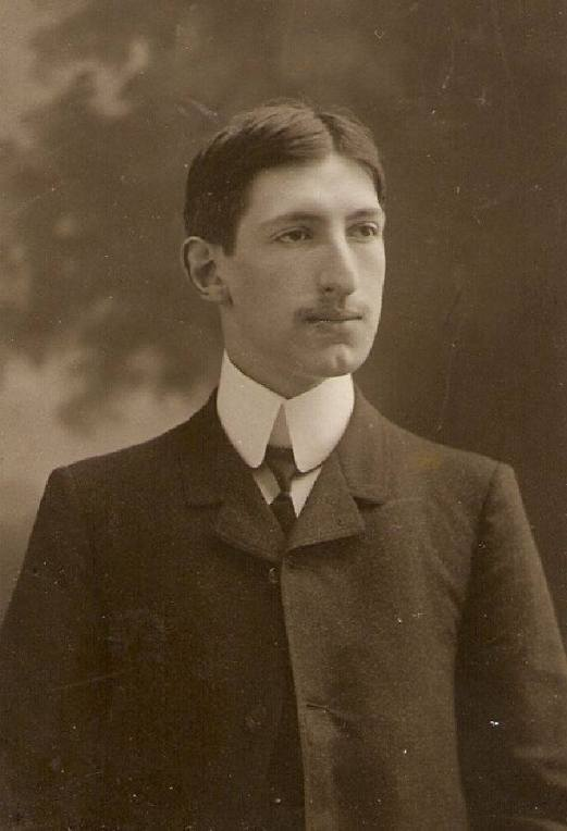 DENONCIN Robert (1886-1914) Lieutenant au 106e Régiment d'Infanterie, MPF à Rembercourt-aux-pots (bataille de la Marne) le 10/09/14