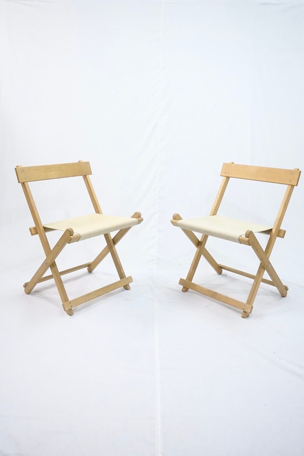 Børge Mogensen folding chairs : Price upon request