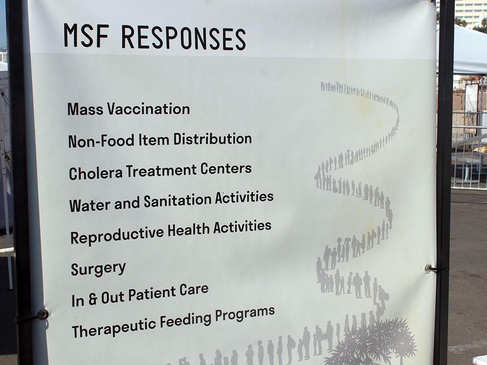 MSF Responses