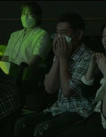 WM Entertainment CEO Seen in Tears at Oh My Girl YooA Solo Debut Showcase : News : KpopStarz