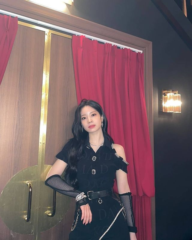 TWICE Dahyun, dodo + sexy concept is also perfectly digested