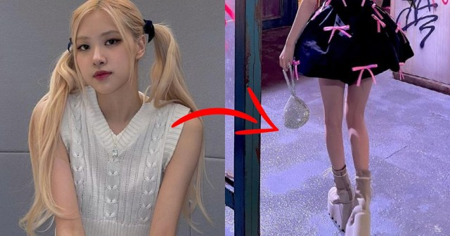 BLACKPINK Rosé Worries Many Due to Her Thin Legs