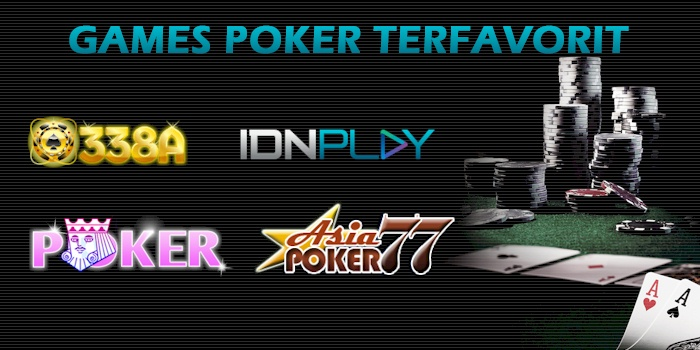 games poker terfavorit