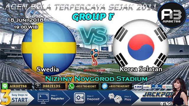 Prediksi Skor Swedia vs Korea Selatan