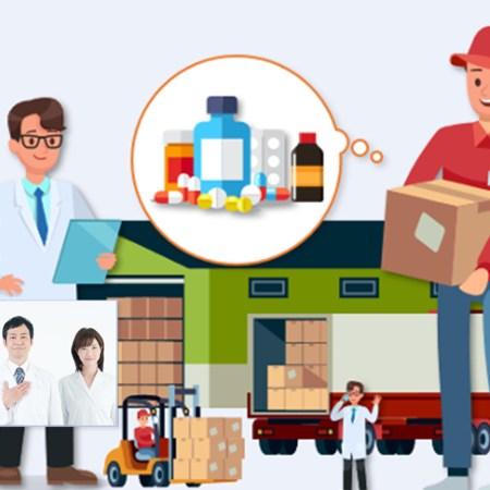 富士ロジテック 医薬品通販 を物流から支援 新風起こせ