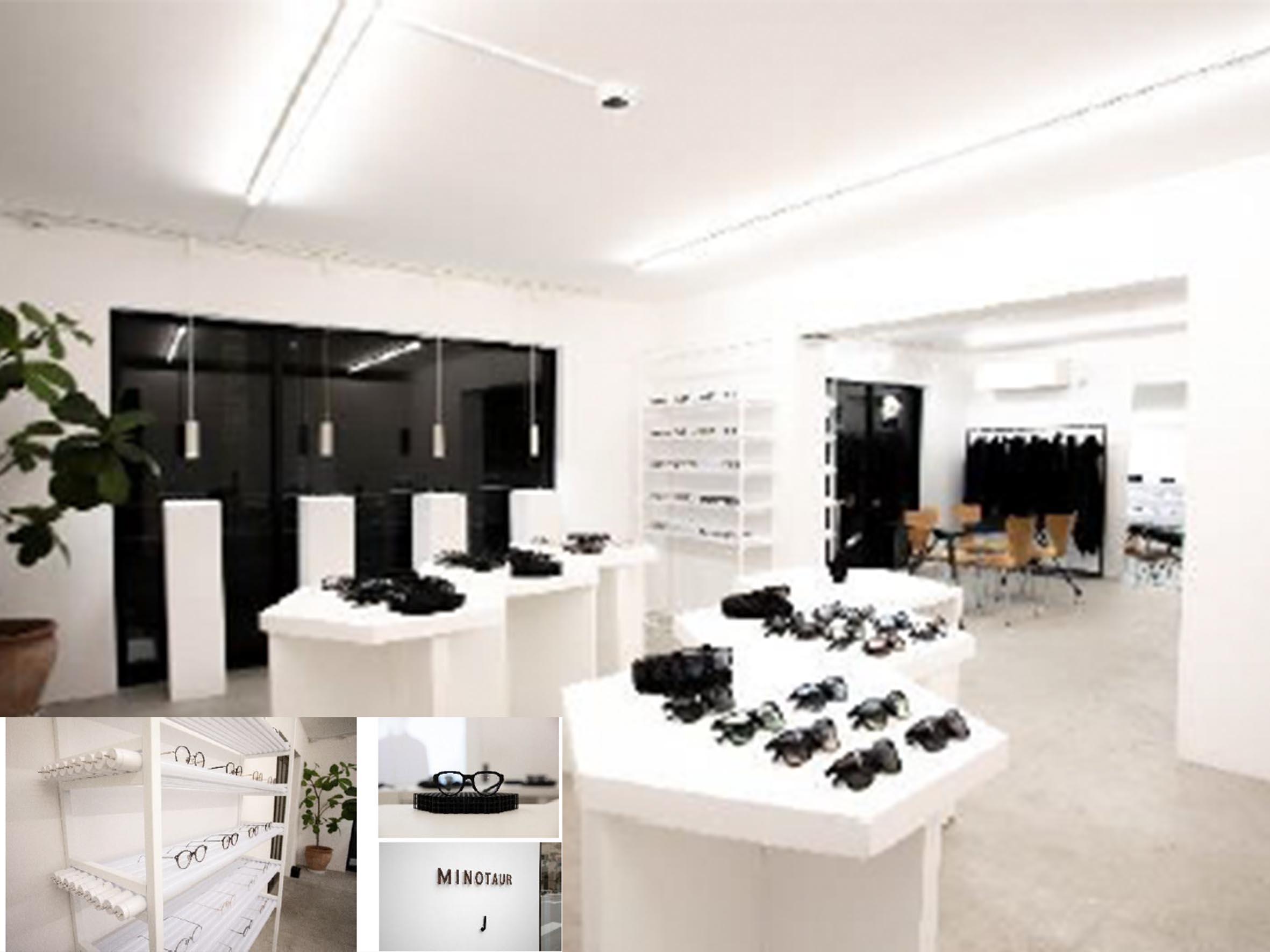 """ジンズ の """"J Eyewear Lab"""" 創造的実店舗 に メガネの革新"""