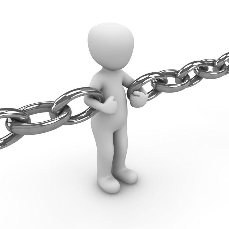鎖のイメージ写真