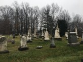 Canfield Cemetery, Mahoning County