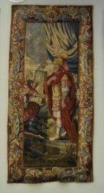Constantí_davant_Maxenci,_tapís,_Museu_de_Belles_Arts,_València
