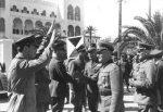 Tripolis, Ankunft DAK, Rommel