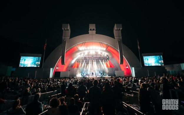 Chromeo at the Hollywood Bowl – Photo by Kirby Gladstein