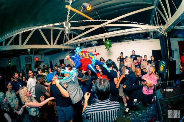 Devour Records Party at Rec Center -- Photo: ZB Images