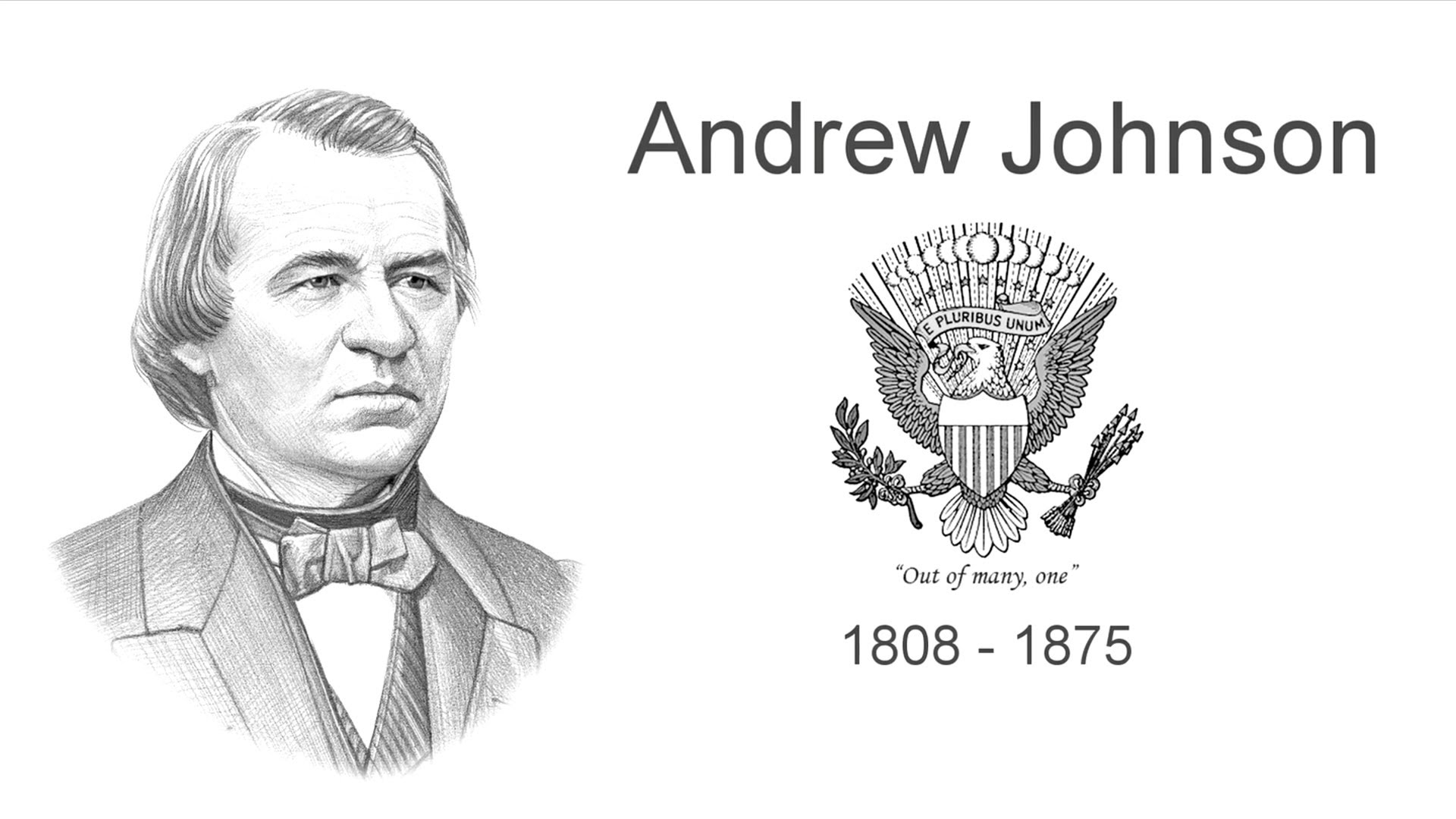 Top 10 Books On Andrew Johnson