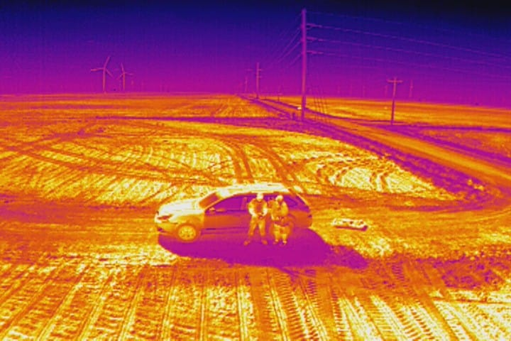 Inside Aerial Thermography 101 Our Newest Online Training