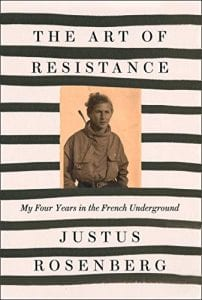 Art of Resistance book cover